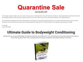 Logan's 'Quarantine Sale' Courses